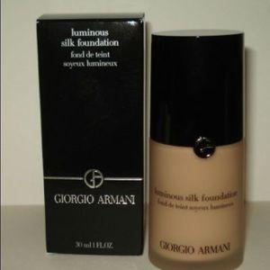 Giorgio Armani Luminous Silk Foundation 5.1